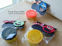 cute for birthday party favors