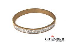 Ατσάλινο Βραχιόλι  72000020 Bangles, Bracelets, Gold, Jewelry, Bangle Bracelets, Bangle Bracelets, Jewellery Making, Jewerly, Jewelery