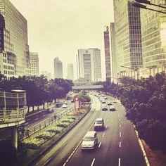 Jalan Sudirman, Jakarta Selatan