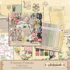 Personal Use :: Bundled Deals :: Forever Friends Collection