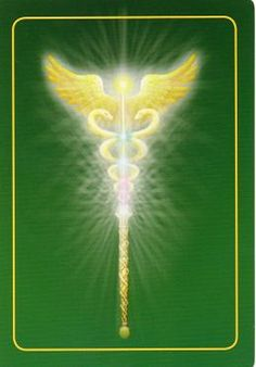 Raphael Archangel | Archangel Raphael Healing Oracle Cards Doreen Virtue Now You Pictures