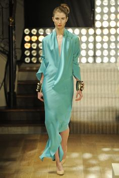 Atelier Gustavo Lins Spring Couture 2013 - Slideshow - Runway, Fashion Week, Reviews and Slideshows - WWD.com