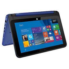 Me gustó este producto HP Notebook Convertible Intel Celeron 2GB RAM-32GB DD. ¡Lo quiero!