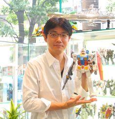 台東区の蔵前でおもちゃを作り続けて65年の株式会社バンダイにエンターテイメントの真髄についてお話をうかがいました。