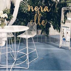 One Fine Day Wedding Fair Expo Set Up
