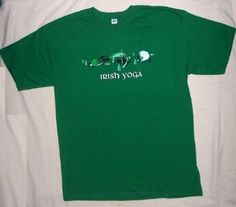 Got this on St. Patty's Day :)