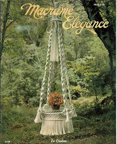 Macrame Elegance by Denni  Glenn Simmons and by grammysyarngarden, $5.00 missieharrison  http://media-cache0.pinterest.com/upload/133559945169266000_NylzCyjh_f.jpg