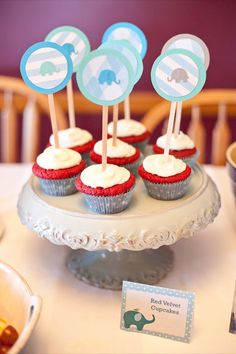 One Project at a Time - DIY Blog: Elephant Birthday Party!