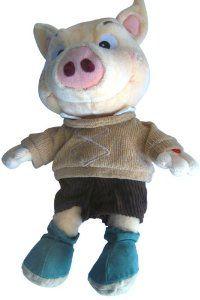 Jakers Piggley Talking Soft Toy: Amazon.co.uk: Toys & Games I Movie, Teddy Bear, Amazon, Games, Toys, Animals, Activity Toys, Amazons, Animales
