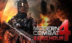 Modern Combat 4: Zero Hour MOD APK + DATA [Money, Offline] Latest Android