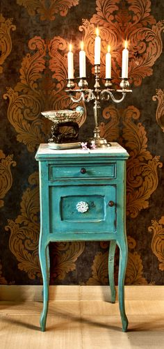 FurnituRenascence Nightstand, Vanity, Bathroom, Table, Furniture, Home Decor, Dressing Tables, Washroom, Powder Room