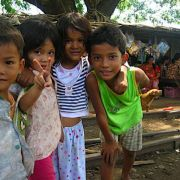 Saving Cambodian children