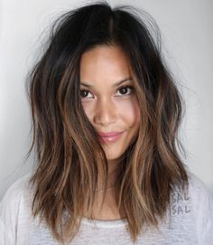 Perfect Choppy Cut with Long Layers
