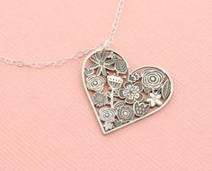 Hey, diesen tollen Etsy-Artikel fand ich bei https://www.etsy.com/de/listing/264044129/frau-geschenk-love-heart-halskette-herz