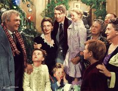 It's A Wonderful Life (1946) - A great picture that requires quite a few hankies for many people!!
