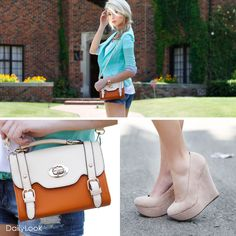 Mint Julip Look by Love Tree and Machine