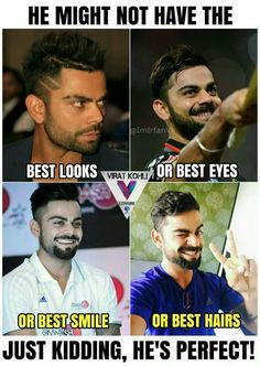 Get real time updates and the most detailed on IPL schedule 2020 Stupid Funny Memes, Funny Facts, Funny Quotes, India Cricket Team, Cricket Sport, Virat Kohli Quotes, Virat Kohli And Anushka, Cricket Quotes, Ipl Live