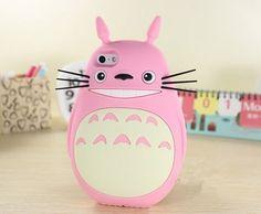 Capa Totoro Ghibli para Iphone