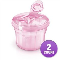 The Philips Avent SCF135/17 (2-Pack) is a Formula Dispenser.