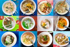A Guide to Thailand's Noodle Soup Dishes