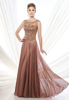 Ivonne D. 215D12 Mother Of The Bride Dress - The Knot