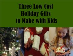 holiday gift to make with kids
