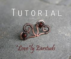 Hey, I found this really awesome Etsy listing at https://www.etsy.com/uk/listing/184702714/tutorial-love-ly-ear-studs