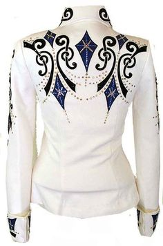 White Showmanship Jacket & Pants