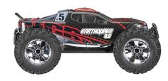 Redcat Racing Earthquake 3.5 1/8 Scale Nitro RC Monster Truck Black/Red NEW!