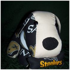 New Orleans Saints Large Dog