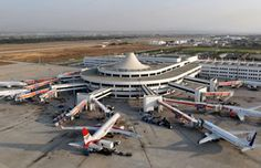 Antalya Airport - Turkey