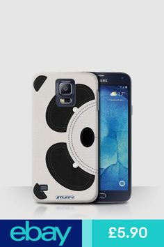 Case/Cover for Samsung Galaxy Stitch Effect/Panda Samsung Galaxy S5, Galaxy S8, Tempered Glass Screen Protector, Iphone Se, Phone Cases, Ebay Mobile, Mobile Phones, Telephone, Communication