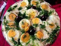 ΜΑΓΕΙΡΙΚΗ ΚΑΙ ΣΥΝΤΑΓΕΣ: Σαλάτα με πατάτες και πολύ ωραία σάλτσα !! Greek Recipes, New Recipes, Salad Recipes, Cooking Recipes, Healthy Recipes, Salad Bar, Cobb Salad, Food Processor Recipes, Food And Drink