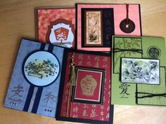 Beautiful boxed set of Asian themed note cards. Enjoy free shipping on this set and other boxed sets.