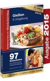 Gutscheinbuch Gießen & Umgebung