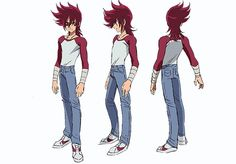 """""""Saint Seiya 聖闘士星矢セイントセイヤ"""" by 車田 正美 Masami Kurumada* 