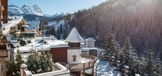 Rosa Alpina: a luxury hotel in San Cassiano, Alta Badia
