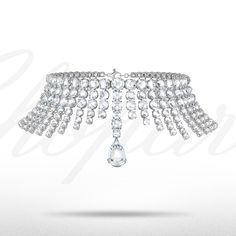 chopard, chopard red carpet, chopard diamond necklace, chopard cannes