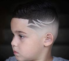 Cool Haircuts, Haircuts For Men, Cool Hairstyles, Boys Haircuts With Designs, Barber Tattoo, Popular Mens Hairstyles, Hair Barber, Hair Patterns, Haircut Designs