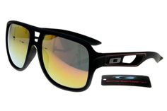 Oakley Dispatch Sunglasses Black Frame Colorful Lens 0241 ...