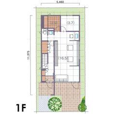 49.34坪,南玄関,の住友林業株式会社が提供する間取りプラン。ヘアサロンを経営する子育て世代のご夫婦に、住宅と一体型の働きやすさを。 店舗併用住宅でありながら、お子さまとのコミュニケーションを大切にしたいご夫婦に。階段とキ...。All Aboutが運営する間取り検索サイトの詳細画面です。