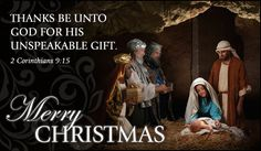 Send Christmas ecards and online greeting cards with a Christian message and beautiful pictures. Wish a Merry Christmas today to family and friends with Christian Christmas ecards!
