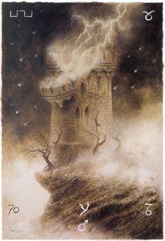 XVI- la torre