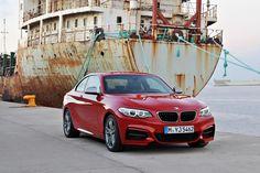 BMW apresenta Serie 2 Coupe