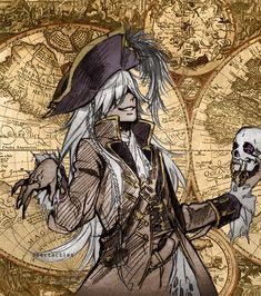 "spectactles: "" ☠ Undertaker; Nerdlord of the Seven Seas ☠ """