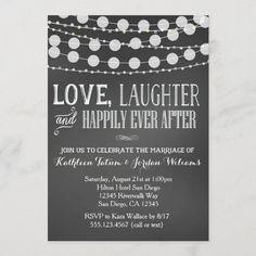 Chalkboard Wedding Invitation Chalkboard Wedding Invitations, Dinner Party Invitations, Bridal Invitations, Engagement Party Invitations, Custom Invitations, Invites, Elopement Reception, Wedding Rehearsal, Engagement Party Dresses