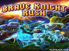 Brave Knight Rush  Android Game - playslack.com , Control a gallant knight running through palace passageways and other venues full of multitudes of bad minimums, offensive deamons and other monsters. preserve the world of this game for Android from the penetration of bad forces. lead the knight through many venues with class creachers thrusting  through them. Run at full speed. Dodge different hindrances or jump over them. Pick up supernatural armaments, holy water, and other armaments that…