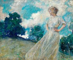 American Impressionism: The Lure of the Artists' Colony | Dayton ...