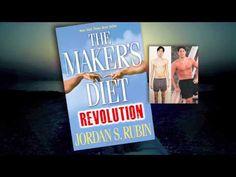 The Maker's Diet Revolution - New Book by Jordan Rubin