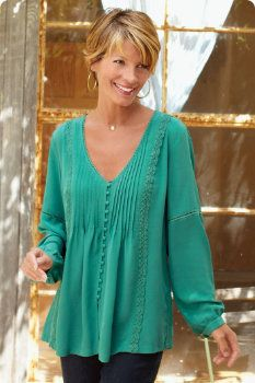 Middle aged women's clothing online